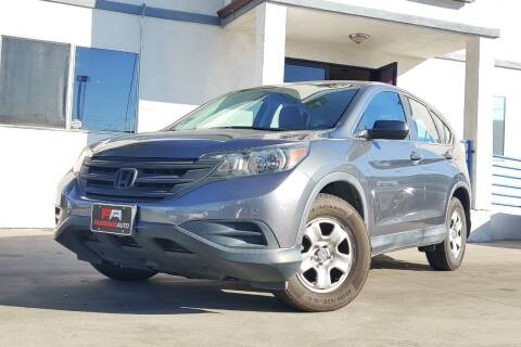 2013 Honda CR-V for sale at Fastrack Auto Inc in Rosemead CA