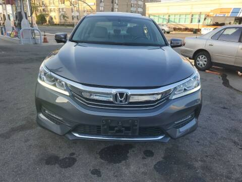 2016 Honda Accord for sale at OFIER AUTO SALES in Freeport NY