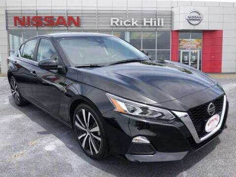 2021 Nissan Altima for sale at Rick Hill Auto Credit in Dyersburg TN