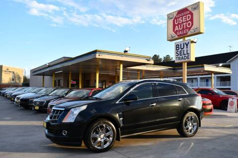 2012 Cadillac SRX for sale at Houston Used Auto Sales in Houston TX
