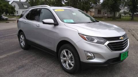2020 Chevrolet Equinox for sale at Unzen Motors in Milbank SD