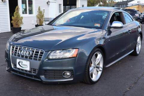 2009 Audi S5 for sale at Randal Auto Sales in Eastampton NJ