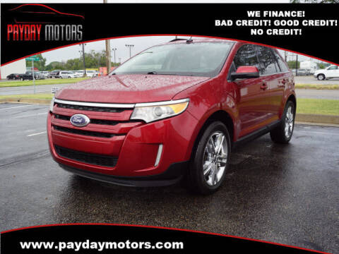 2013 Ford Edge for sale at Payday Motors in Wichita KS