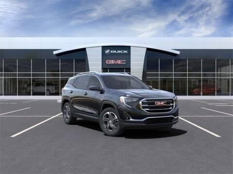 2021 GMC Terrain for sale at Bob Clapper Automotive, Inc in Janesville WI