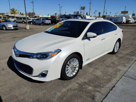 2014 Toyota Avalon Hybrid for sale at California Motors in Lodi CA