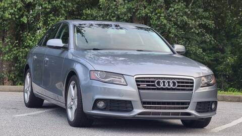 2011 Audi A4 for sale at CU Carfinders in Norcross GA