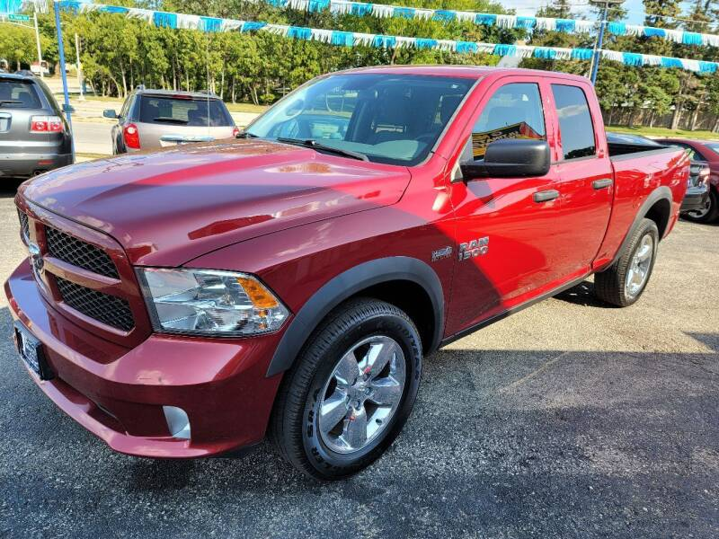 2013 RAM Ram Pickup 1500 for sale at 1st Quality Auto in Milwaukee WI