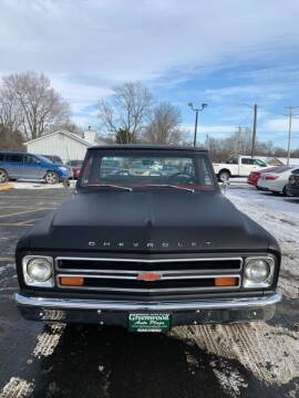 1968 Chevrolet C/K 10 Series for sale at Greenwood Auto Plaza in Greenwood MO
