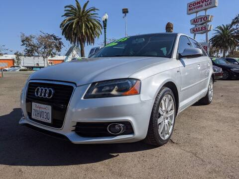 2012 Audi A3 for sale at Convoy Motors LLC in National City CA