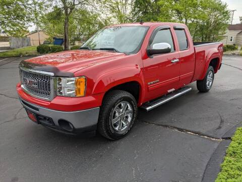 2011 GMC Sierra 1500 for sale at Clarks Auto Sales in Connersville IN