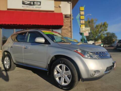 2006 Nissan Murano for sale at 719 Automotive Group in Colorado Springs CO