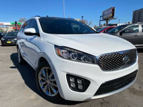 2016 Kia Sorento for sale at New Wave Auto Brokers & Sales in Denver CO