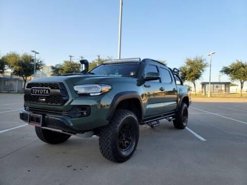 2016 Toyota Tacoma for sale at A & J Enterprises in Dallas TX