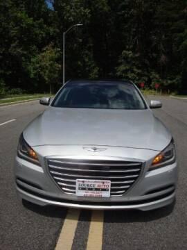 2015 Hyundai Genesis for sale at Source Auto Group in Lanham MD