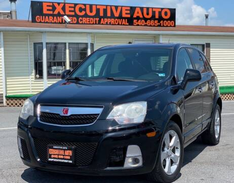 2009 Saturn Vue for sale at Executive Auto in Winchester VA