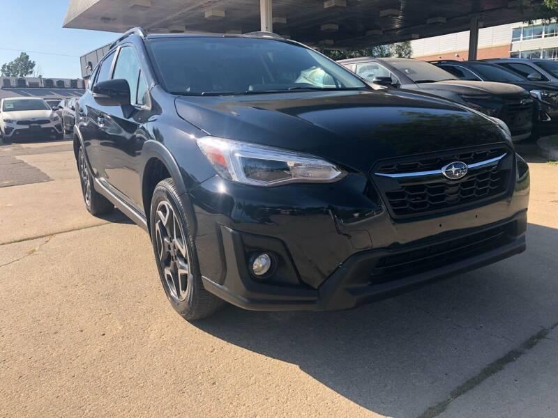 2020 Subaru Crosstrek for sale at Divine Auto Sales LLC in Omaha NE