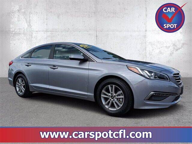 2015 Hyundai Sonata for sale at Car Spot Of Central Florida in Melbourne FL