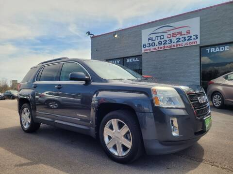 2010 GMC Terrain for sale at Auto Deals in Roselle IL