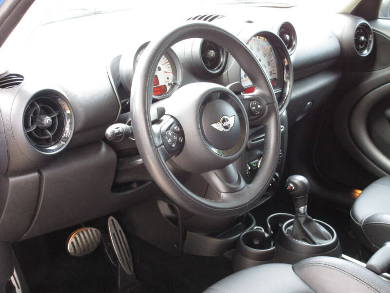 2014 MINI Countryman Cooper S 4dr Crossover - Dallas TX