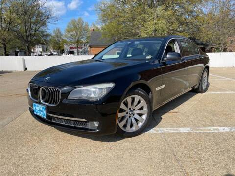 2011 BMW 7 Series for sale at Crown Auto Group in Falls Church VA