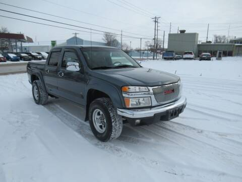 2006 GMC Canyon for sale at Perfection Auto Detailing & Wheels in Bloomington IL
