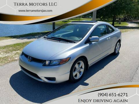 2008 Honda Civic for sale at Terra Motors LLC in Jacksonville FL
