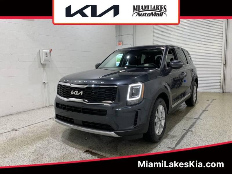2022 Kia Telluride for sale in Miami, FL