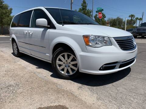 2015 Chrysler Town and Country for sale at Boktor Motors in Las Vegas NV