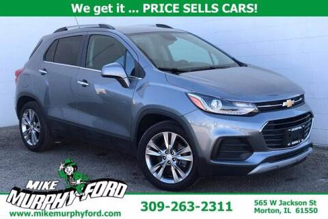2020 Chevrolet Trax for sale at Mike Murphy Ford in Morton IL