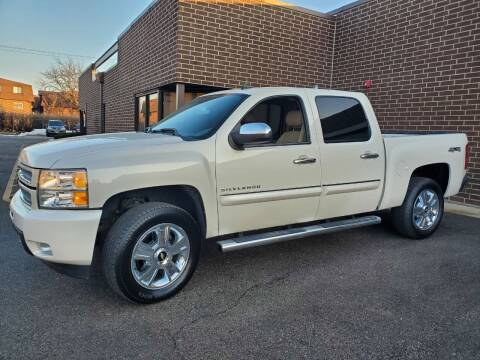2013 Chevrolet Silverado 1500 for sale at Toy Barn Inc in Bensenville IL