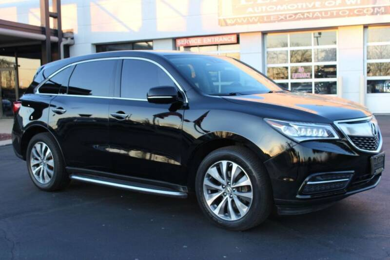 2015 Acura MDX for sale in Milwaukee, WI