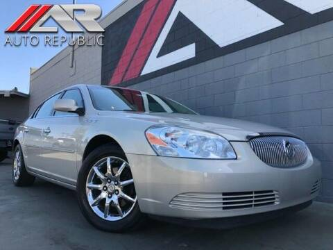 2007 Buick Lucerne for sale at Auto Republic Fullerton in Fullerton CA
