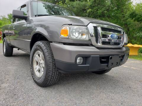 2006 Ford Ranger for sale at Jacob's Auto Sales Inc in West Bridgewater MA