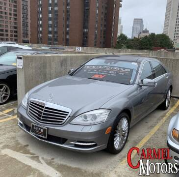 2010 Mercedes-Benz S-Class for sale at Carmel Motors in Indianapolis IN
