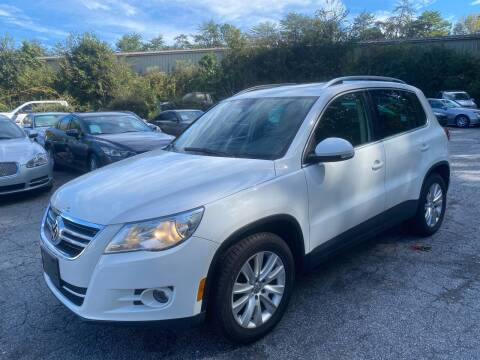 2009 Volkswagen Tiguan for sale at Car Online in Roswell GA