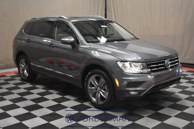 2021 Volkswagen Tiguan for sale in Fort Wayne, IN