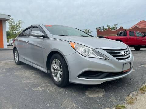 2014 Hyundai Sonata for sale at Copa Mundo Auto in Richmond VA
