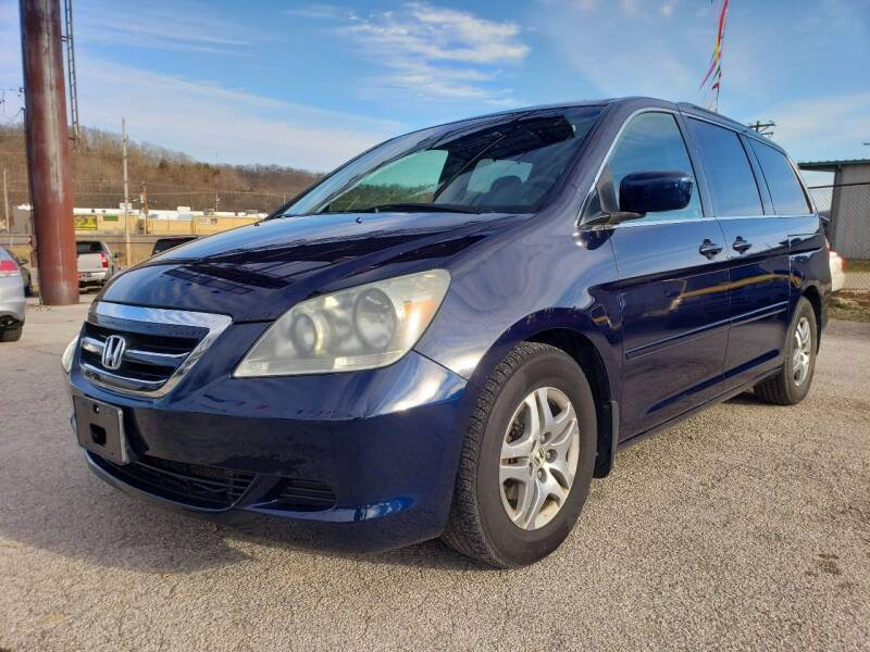 2005 Honda Odyssey for sale at BBC Motors INC in Fenton MO