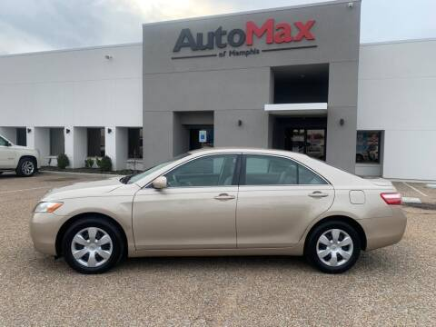 2008 Toyota Camry for sale at AutoMax of Memphis - V Brothers in Memphis TN