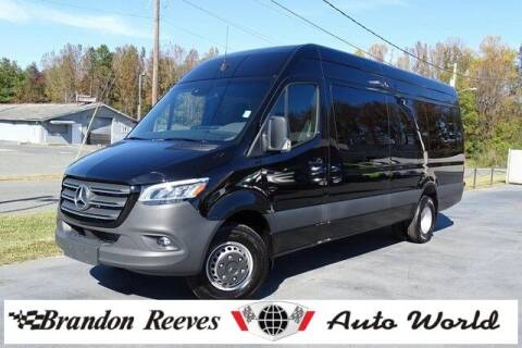 2020 Mercedes-Benz Sprinter Cargo for sale at Brandon Reeves Auto World in Monroe NC