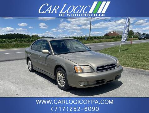 2000 Subaru Legacy for sale at Car Logic in Wrightsville PA
