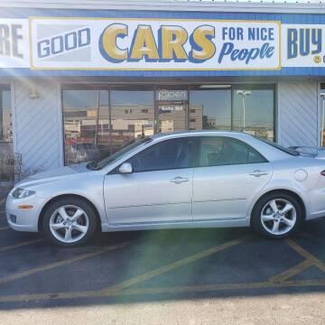 2007 Mazda MAZDA6 for sale at Good Cars 4 Nice People in Omaha NE