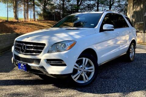 2014 Mercedes-Benz M-Class for sale at TRUST AUTO in Sykesville MD