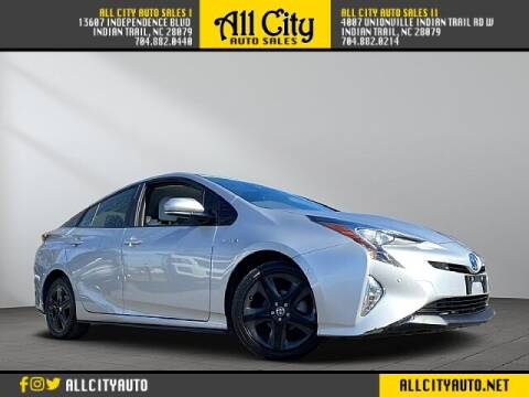 2017 Toyota Prius for sale at All City Auto Sales in Indian Trail NC
