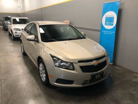2011 Chevrolet Cruze for sale at Loudoun Motors in Sterling VA