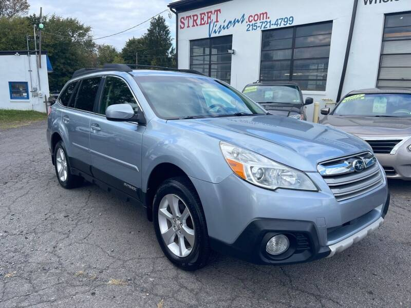2014 Subaru Outback for sale at Street Visions in Telford PA
