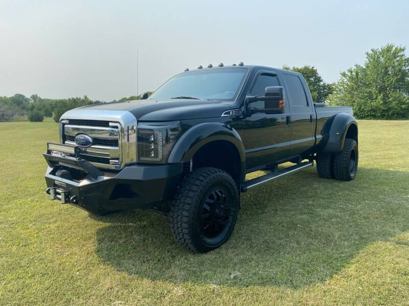 2016 Ford F-350 Super Duty for sale at FAIRWAY AUTO SALES in Augusta KS
