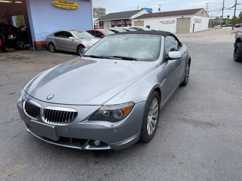 2005 BMW 6 Series for sale at Kellis Auto Sales in Columbus OH