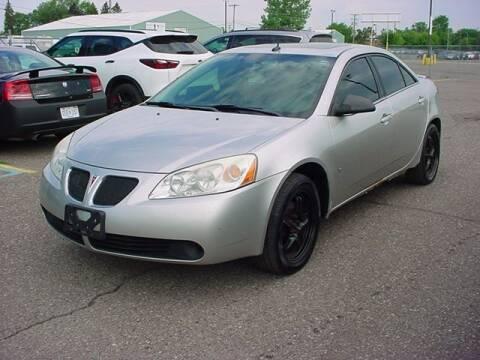 2008 Pontiac G6 for sale at VOA Auto Sales in Pontiac MI