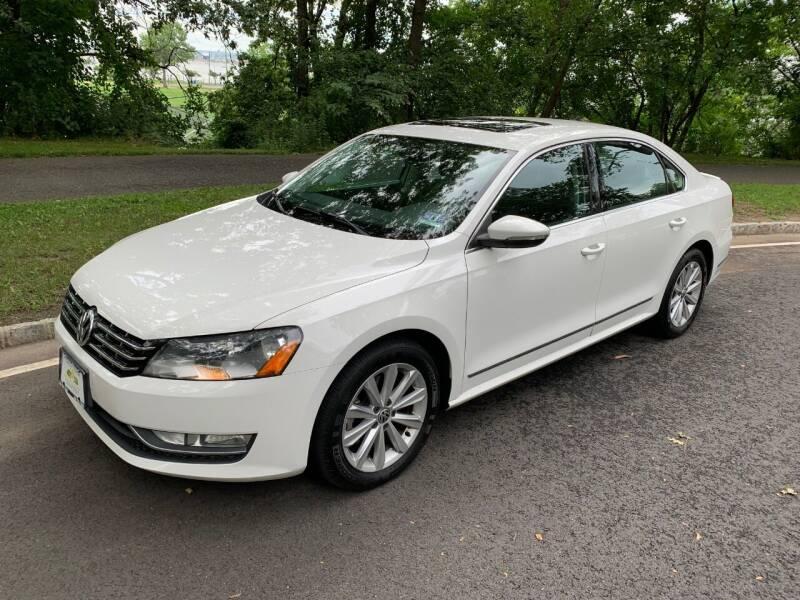 2012 Volkswagen Passat for sale at Crazy Cars Auto Sale in Jersey City NJ